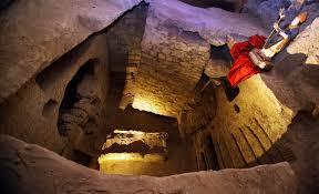 Le catacombe del passato